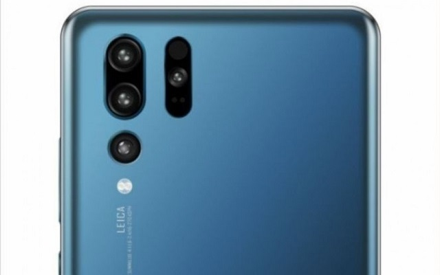 Huawei P30 Pro leaks