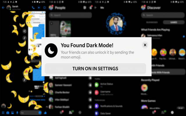 Facebook Dark Mode is on its Way