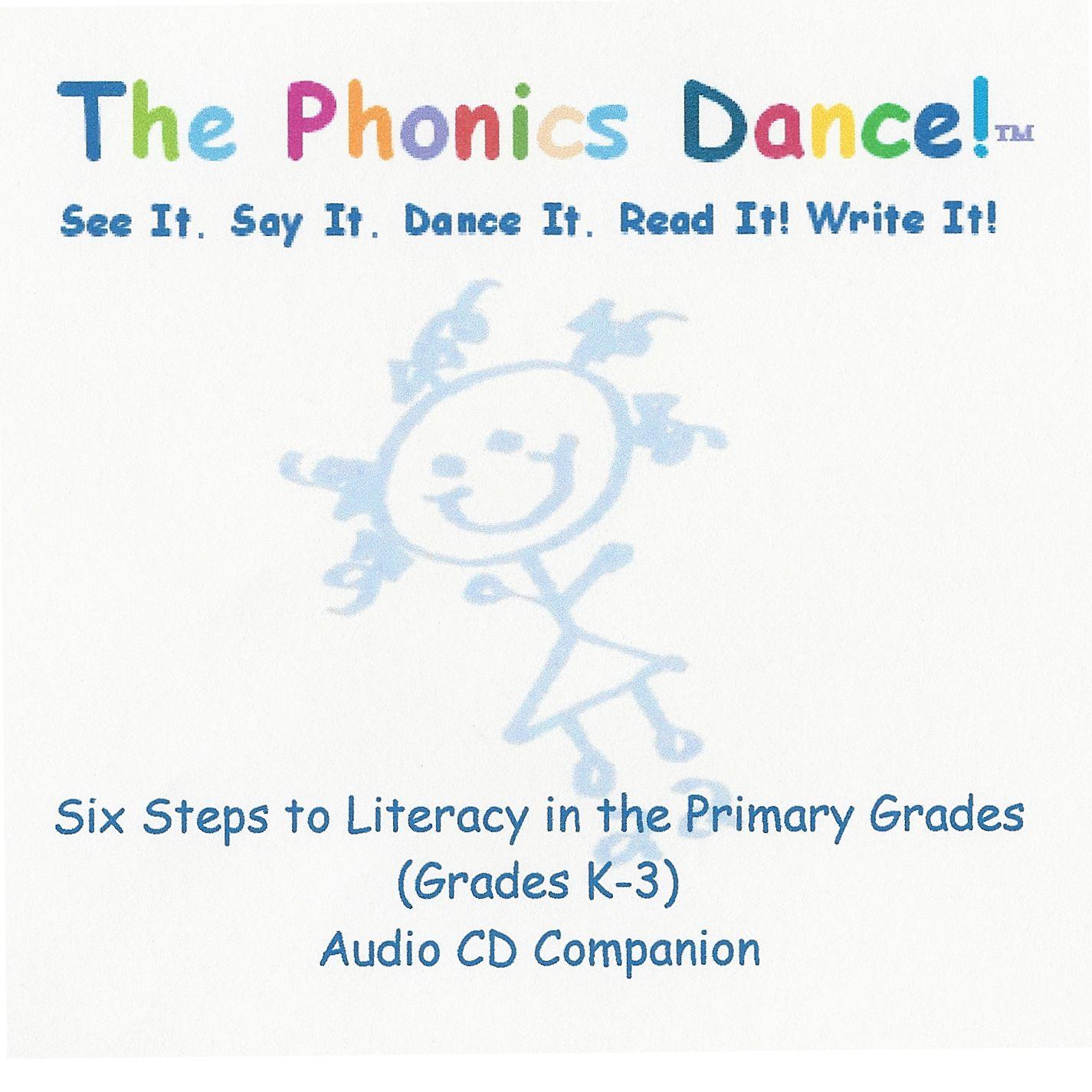 Phonics Dance Alphabet Printable