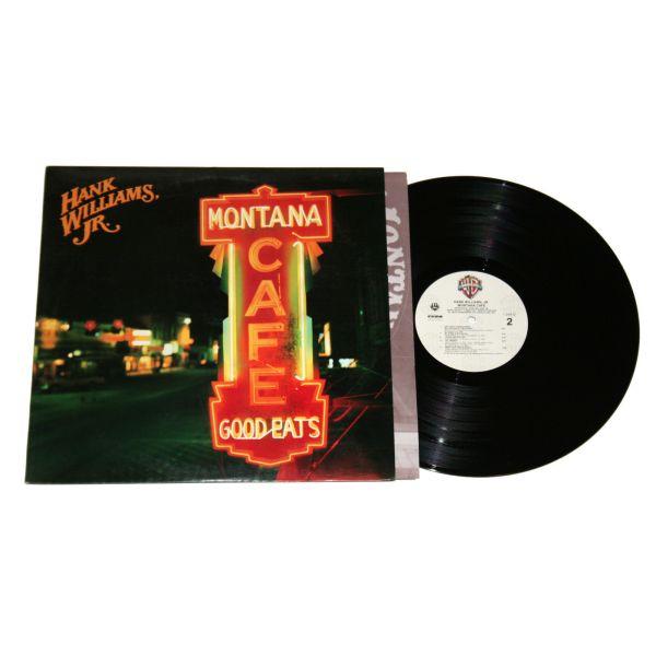 Hank Williams Jr quotMontana Cafequot Phonodelic