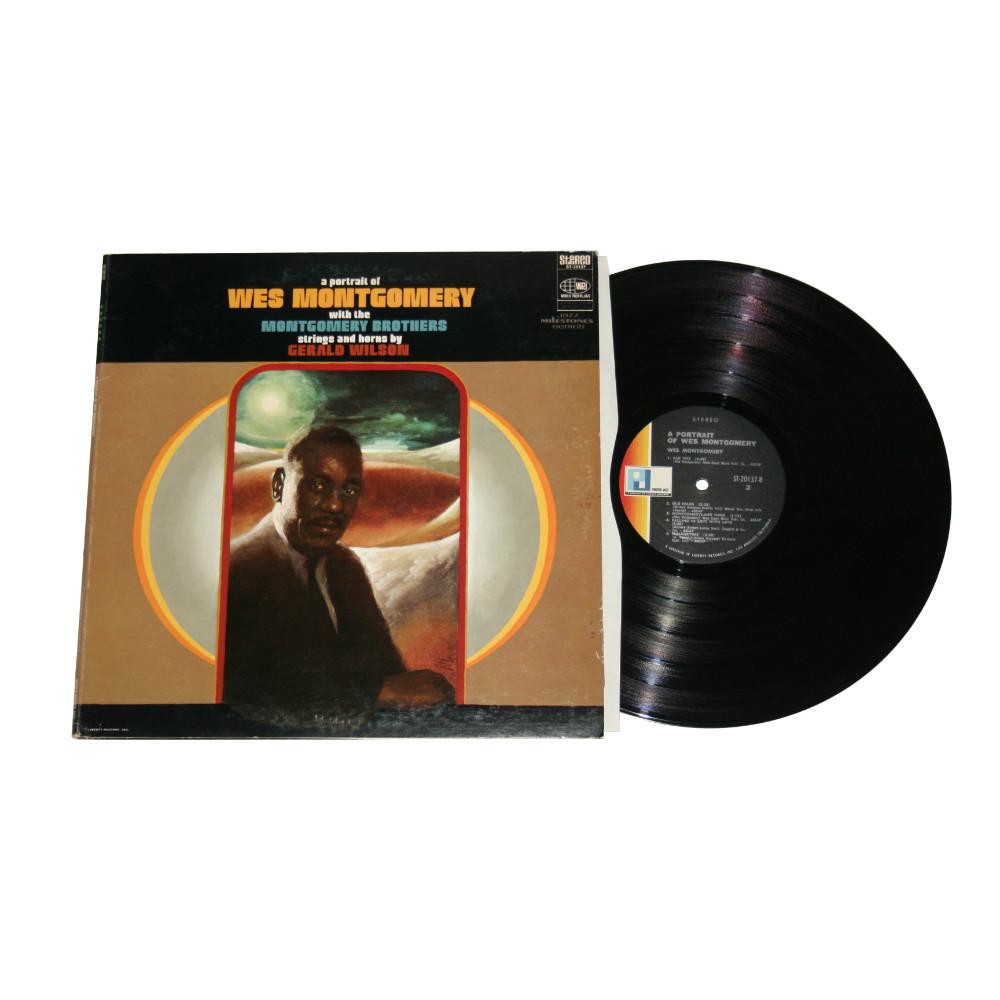 A Portrait of Wes Montgomery Vinyl