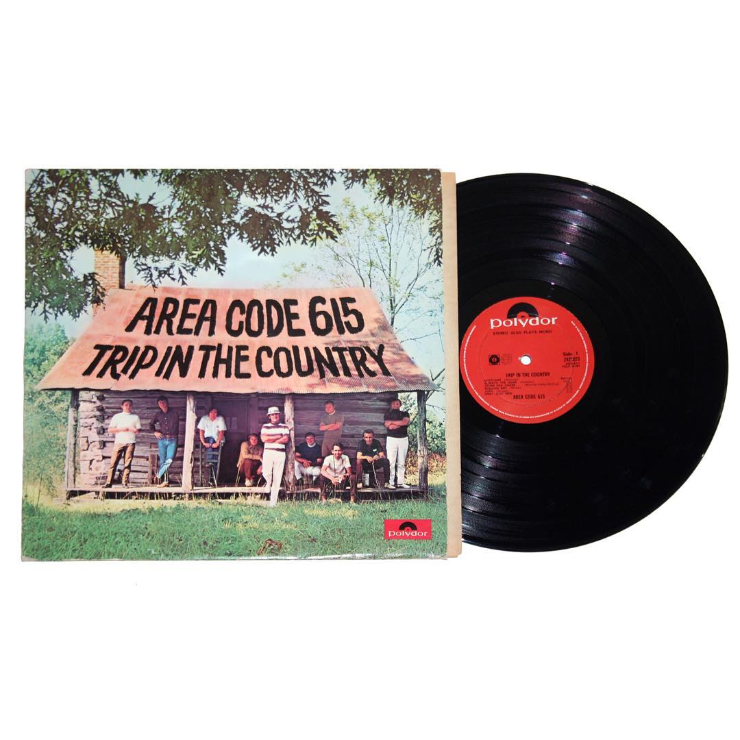Area Code 615 - Trip In The Country Vinyl