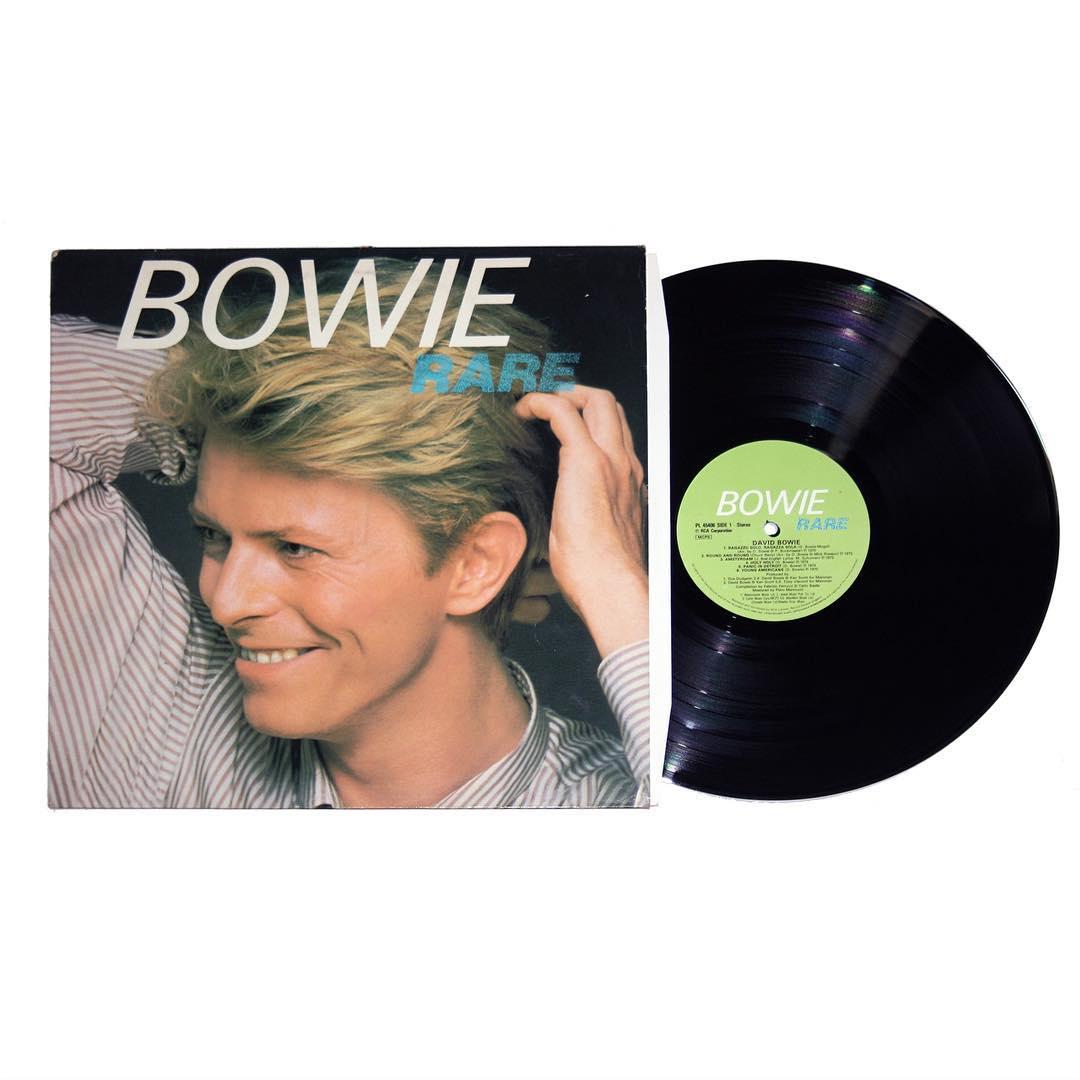 David Bowie - Rare Vinyl