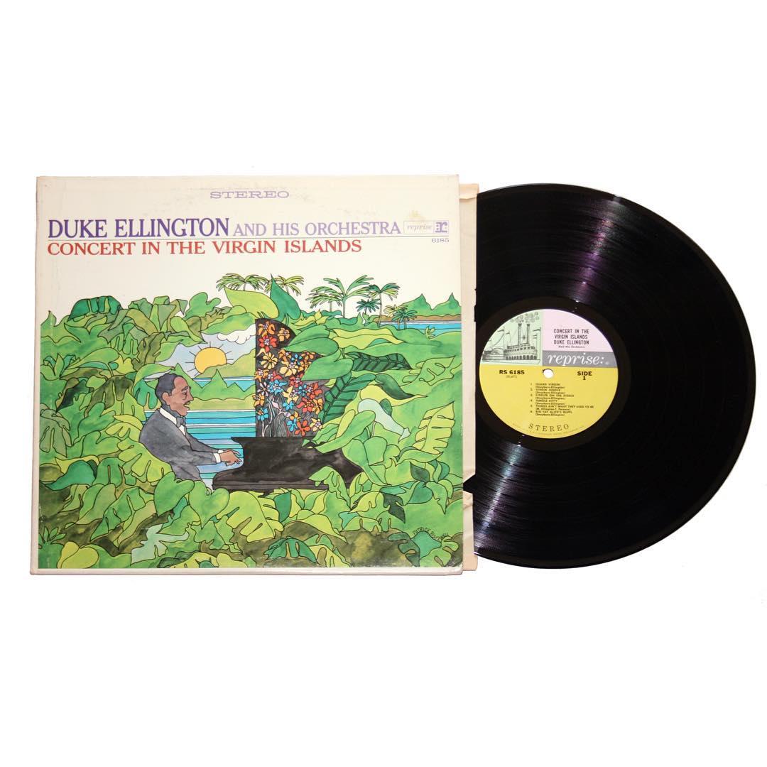 Duke Ellington and His Orchestra - Concert in The Virgin Islands Vinyl
