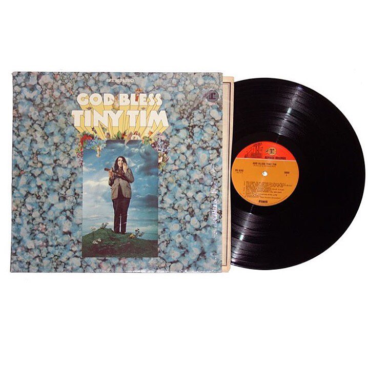 God Bless Tiny Tim Vinyl