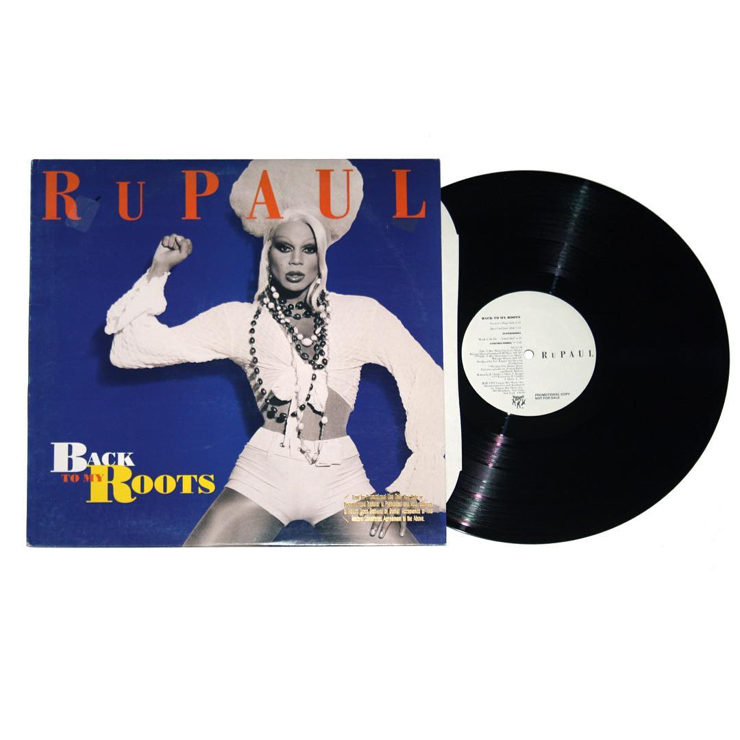 RuPaul - Back To My Roots Maxi-Single
