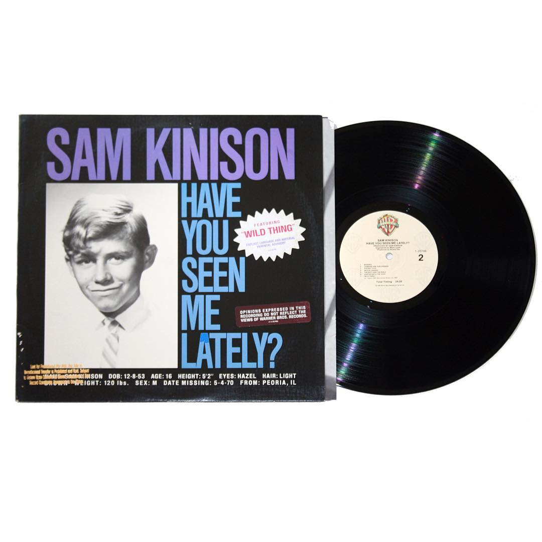 Sam Kinison - Have You Seen Me Lately? Album