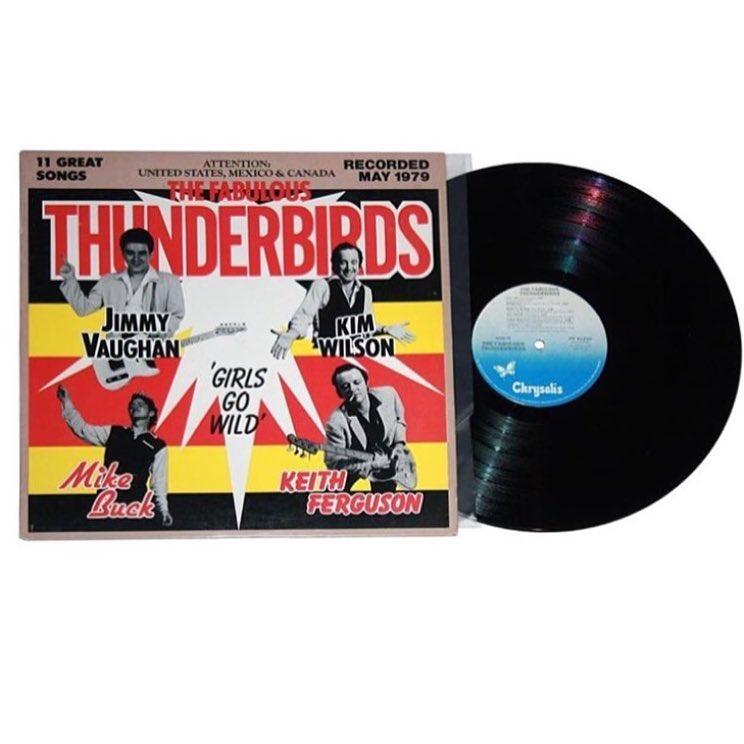 The Fabulous Thunderbirds - Girls Go Wild Vinyl