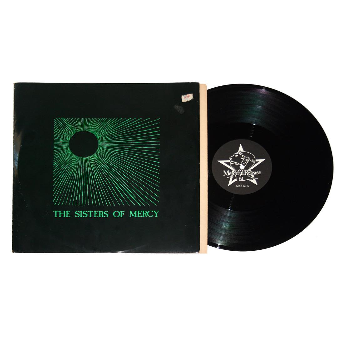The Sisters of Mercy - Temple of Love Maxi-Single