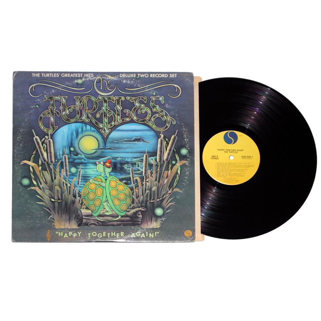 THe Turtles - Happy Together Again! Album