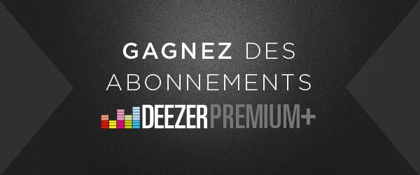 obtenir deezer premium gratuitement