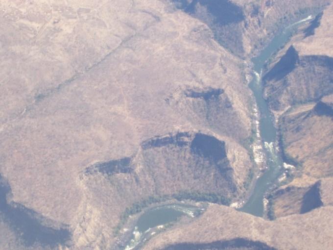 5 augustus 2006 Livingstone – Johannesburg