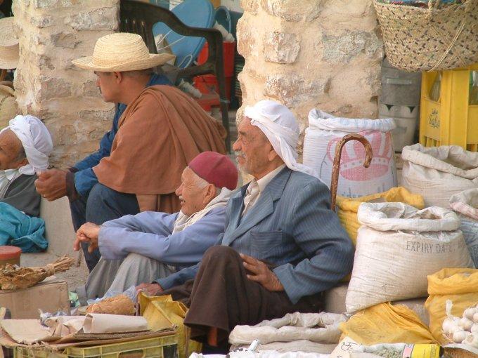 26 april 2008 Djerba – Zammour