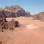 3 mei 2008 Wadi Rum