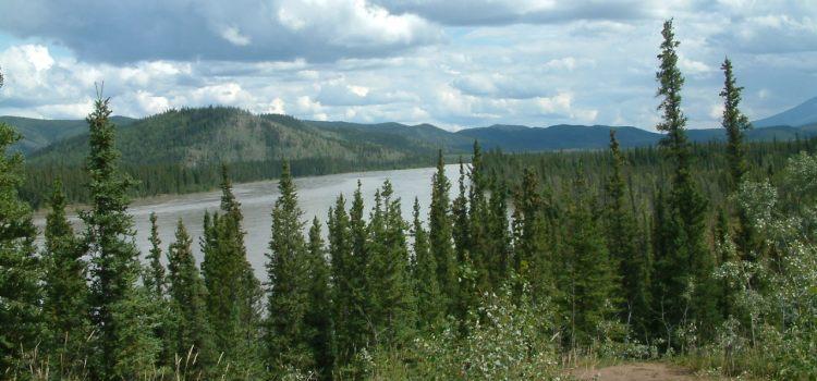 18 juli 2007 Fairbanks – Beaver Creek