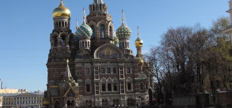 3 mei 2010 St Petersburg