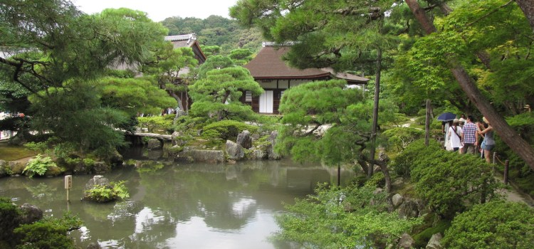 15 augustus 2010 Kyoto