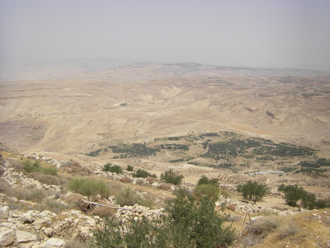 27 april 2008 Mount Nebo – dode zee – Madaba