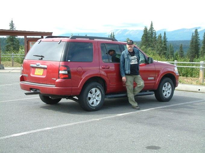 1 augustus 2007 Anchorage