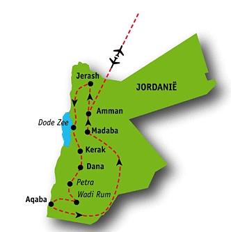jordanieroute
