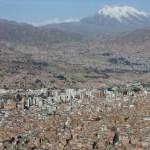 30 juli 2011 Potosi  – La Paz (3600m)