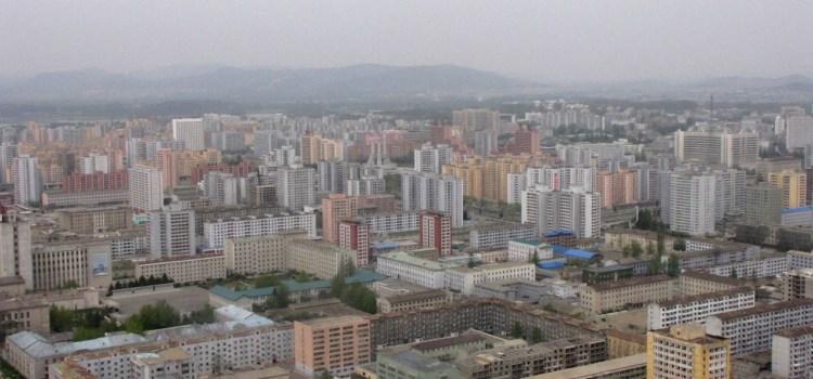 1 mei 2012 Pyongyang – Myohyang