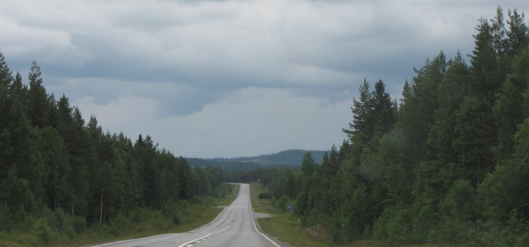 13 juli 2012 Ōstersund – Arvidsjaur – 65° 35'N 19° 11'O