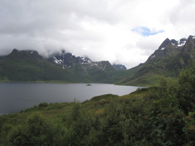 22 juli 2012 Andenes – Henningsvaer –  68° 09'N 14° 12'E