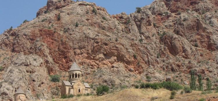 14 augustus 2013 Sisian – Yerevan