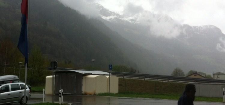27 april 2013 Rastatt – Pisa 824 km