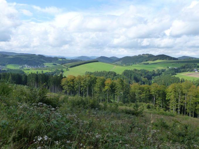 18 september 2015 Altastenberg – Hoher Knochen – Ohlenbach