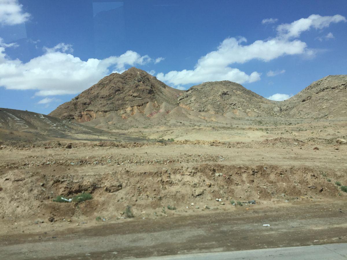 2 mei 2017 Yazd – Kerman