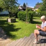 Donderdag 20 juni 2019 Camping Muides sur Loire