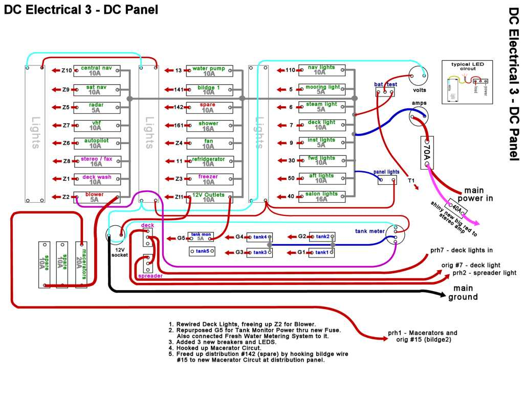 dc wiring diagram 3 wire well pump distribution panel get free image