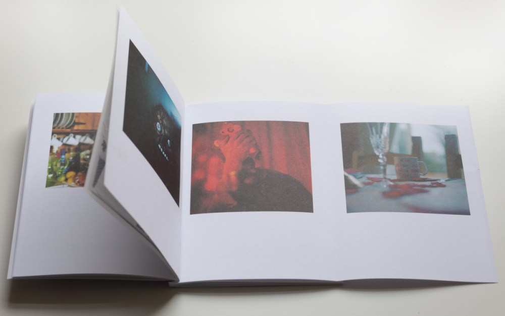 © Laura Curran, 148x210mm, 66 pages, 44 pics, edition of 500, selfpublished, Belfast, 2014
