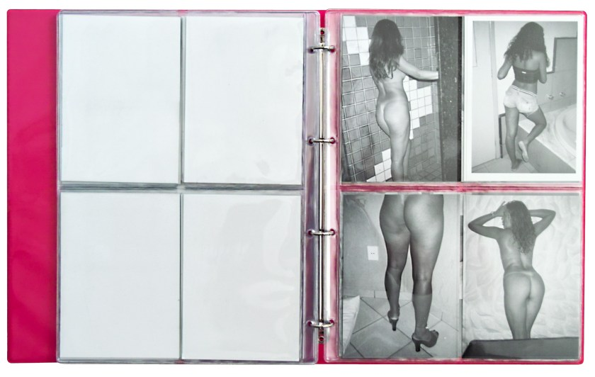 © Erik van der Weijde, 10 transparent sleeves, containing 32 A6 cards, 2 A5 cards, 1 A4 card, numbered edition of 100, first edition, 2013