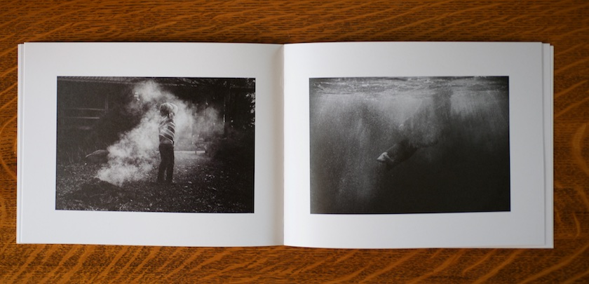 © Kristianne Koch Riddle and Tytia Habing , 6x8 soft cover book, b&w images