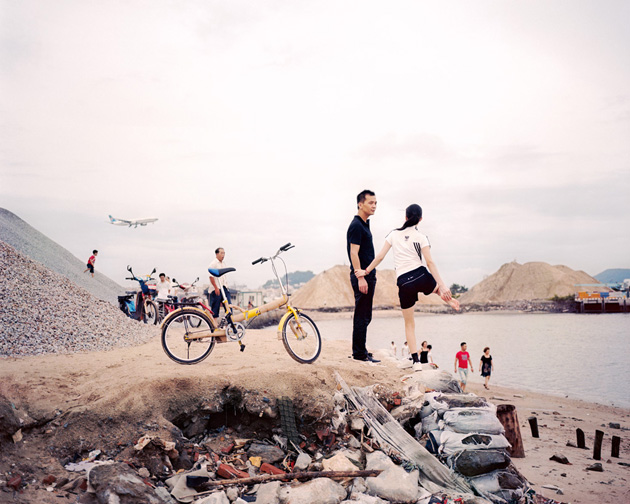 """© ZHANG XIAO, from the series """"Coastline"""""""