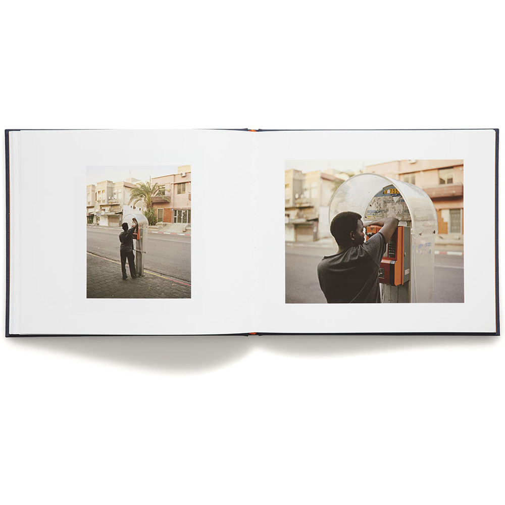 © J Carrier, 23.5 cm x 19.5 cm, 128 pages, 74 colour plates, embossed hardcover, MACK, September 2012