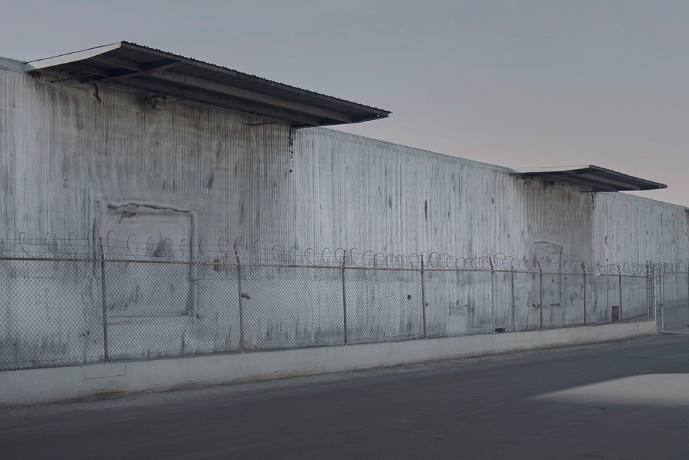 """© Peter Margonelli, The Wall, from the series """"Imaginary Geographies"""""""