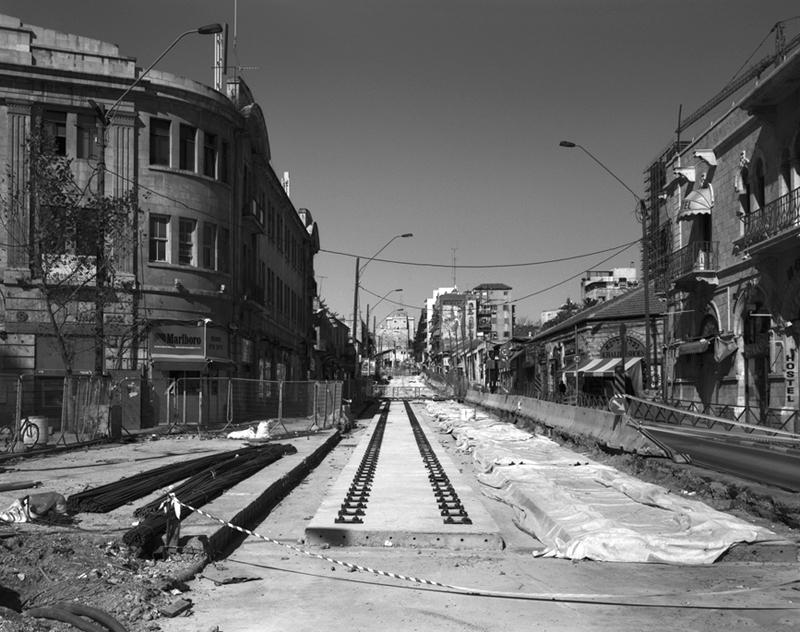 © Yaniv Waissa, Jaffa St, Jerusalem, 2009