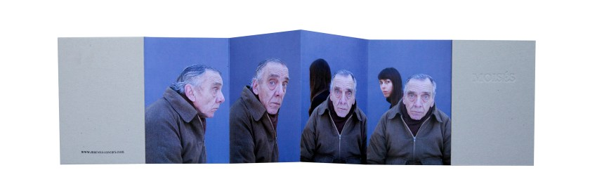 © Mariela Sancari, 10 x 15 cm. (extended 44 x 15 cm), pages 8 / accordion, images 6 plus text, edition of 200, 2014