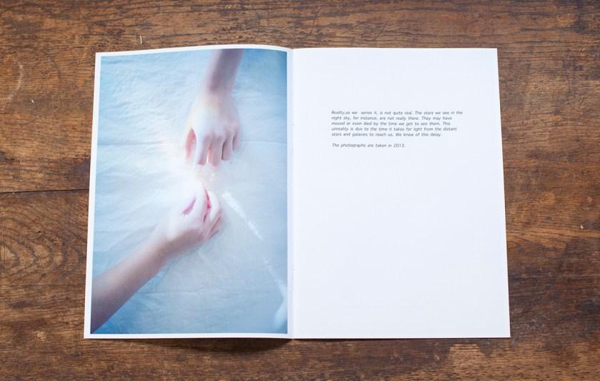 © Toshiaki Kitaoka, 18 x 25.5 cm, 10 pages, paperback, selfpublished, 2013