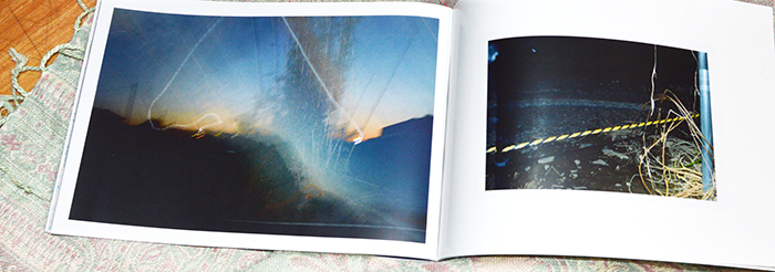 © Yuki Shimizu, A5, 28 pages, selfpublished, edition of 60, 2013