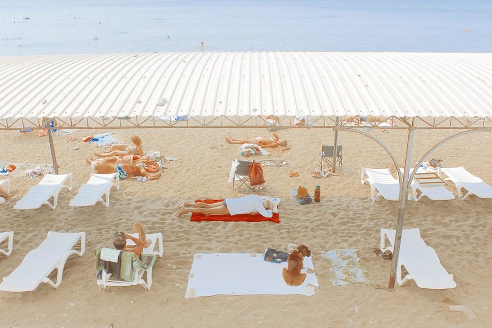 "© Kirill Kovalenko, from the series ""Beach"""