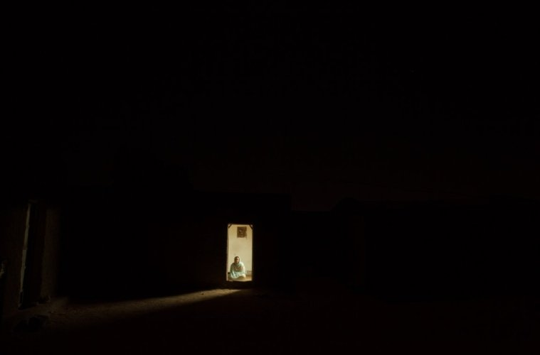 © Alan Gignoux - Under Sahara skies. Smaara Refugee Camp, Tindouf, Algeria