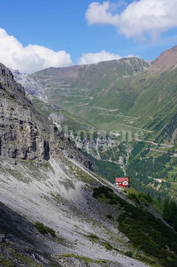 Route du Stelvio - Dolomites en bivouac