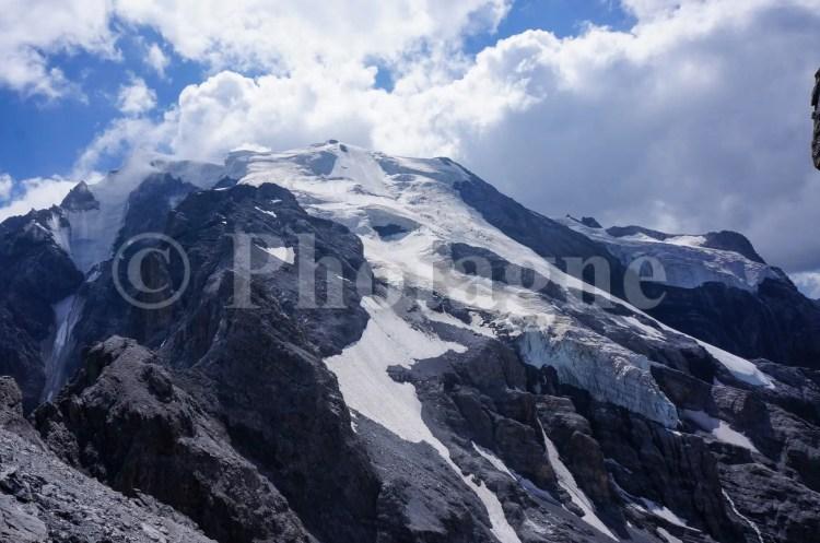 Glaciers de l'Ortler 2 - Dolomites en bivouac