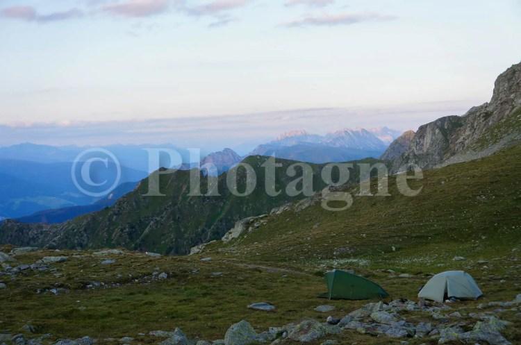 Bivouac Alpes Carniques