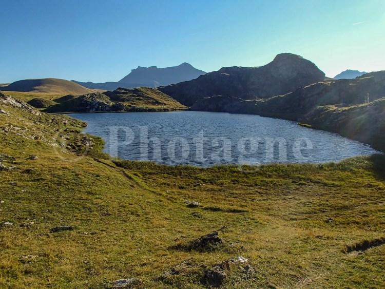 Dernier paysage de montagne avant la redescente...